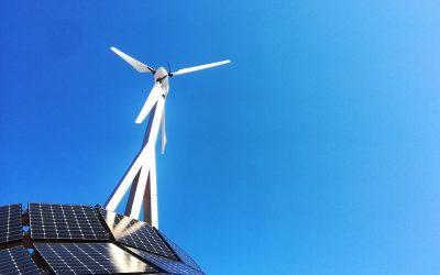 Renewable Solar And Wind Energy