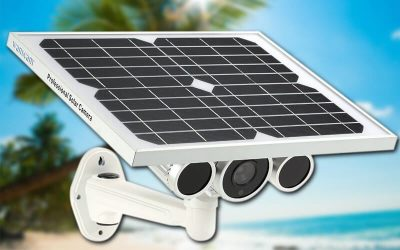 What are the Benefits of Solar Home Security Cameras?